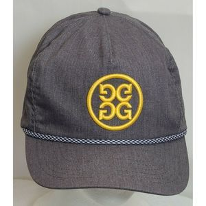 LIMITED EDITION G/FORE Hat Cap Gray